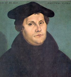 Martin Luther (*1483 + 1546)
